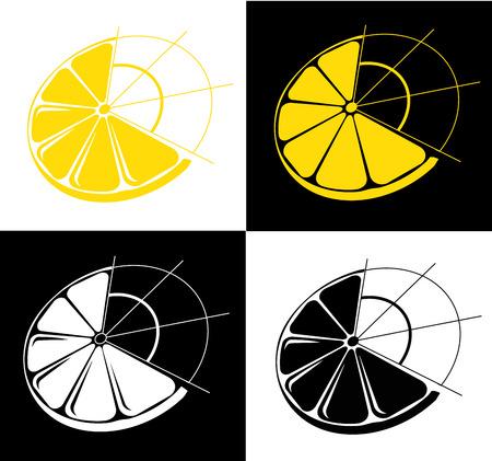 レモン シンボル ベクトル