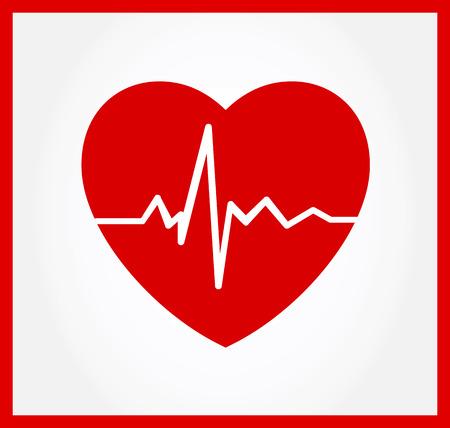 Heartbeat Monitor Vector