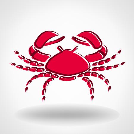 oviparous: crab