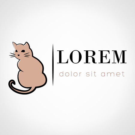 lit collection: cat symbol