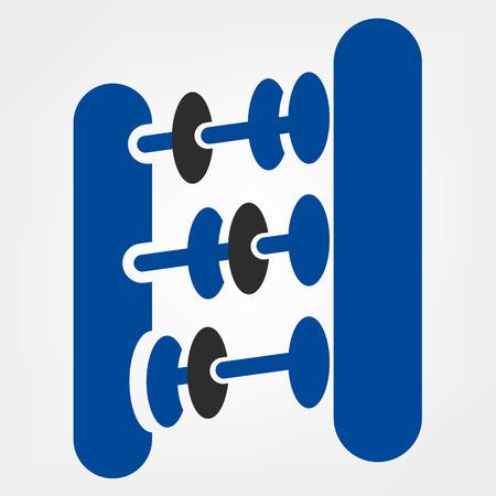 Abacuses Иллюстрация