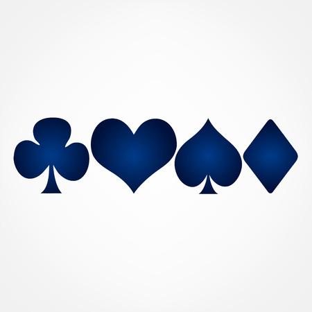 playing card symbols: Playing Card symbols