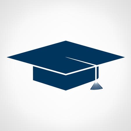 trencher: Graduation hat