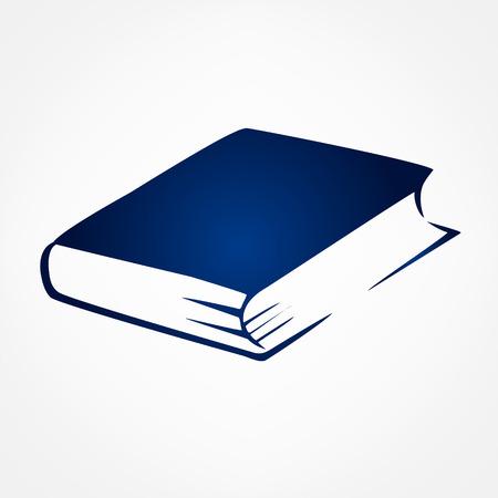 book logo: Book logo