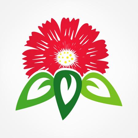 temperate: Flowers symbol