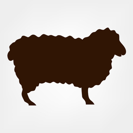 bleating: Sheep symbol