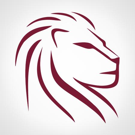 lion vector