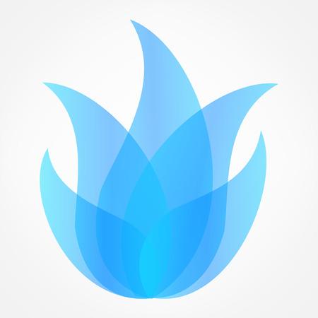 flames vector: Fire image. Flames vector.