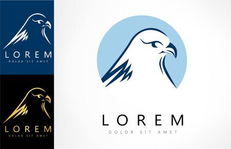 Falcon Bird Symbol Royalty Free Cliparts Vectors And Stock