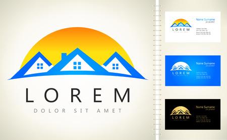 house logo: house logo Illustration