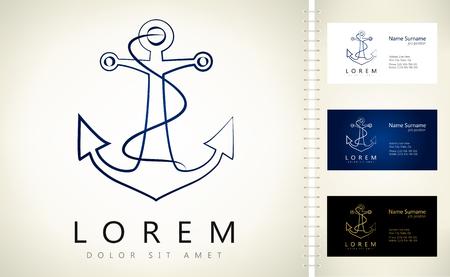 anchor vector logo