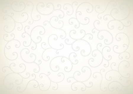 Abstract background with swirl line
