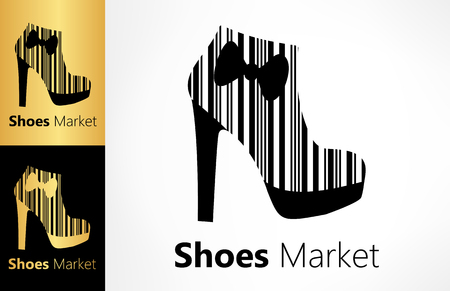 Barcode shoes