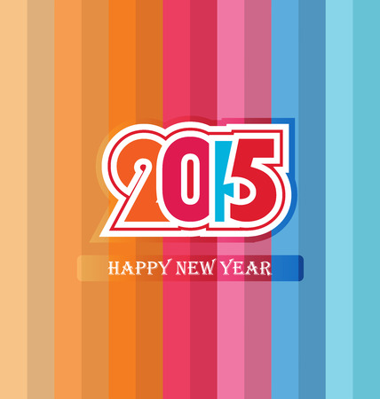 year greetings: Happy New Year 2015