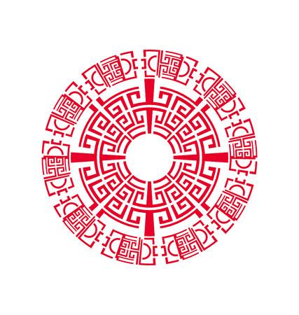 mooncake festival: happy mid autumn festival chinese background