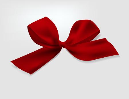 Red ribbon 向量圖像
