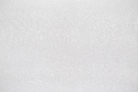 White foam board. Synthetic texture background. Detail of plastic material. Stock Photo - 119408988