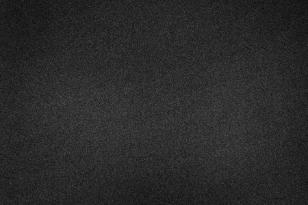 Black foam texture background. Blank rubber structure. Banco de Imagens