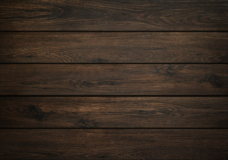 Dark wood background. Wooden board texture. Structure of natural plank. 免版税图像 - 120121779