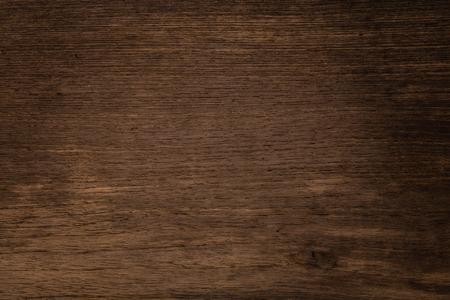 Fond de texture en bois foncé. Plancher de bois abstrait. Banque d'images