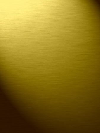 soft sell: Yellow gold in light background with space