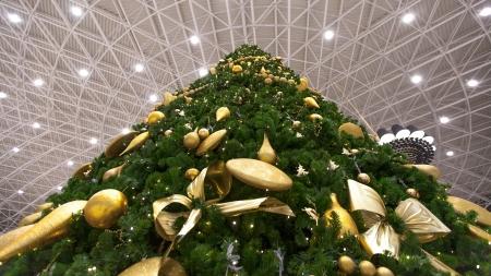 golde: Immense Christmas Tree
