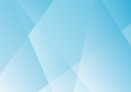 Vector modern light blue polygonal background. Design for your content. Can be used as flyer, cover, business cards, envelope, and brochure background.