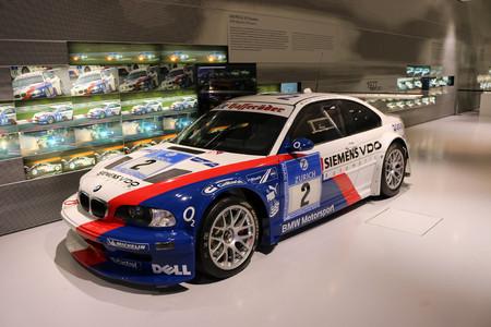 Munich, Germany - July 1, 2017: Classic car in the BMW Museum in Munich