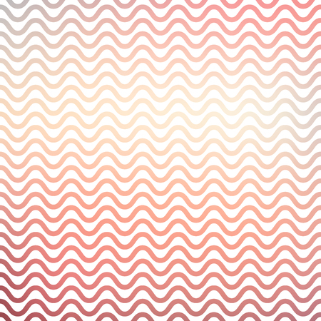 Gradient waves pattern, abstract geometric background. Luxury and elegant stylei llustration