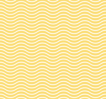 Waves pattern. Geometric simple background. Creative and elegant style illustration Illustration