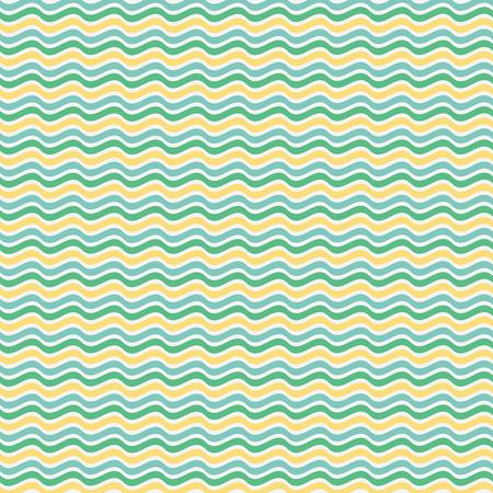 Waves pattern. Geometric simple background. Creative and elegant style illustration Illustration