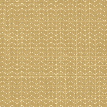 Motivo a onde su tessuto, sfondo geometrico astratto. Illustrazione di stile creativo e di lusso