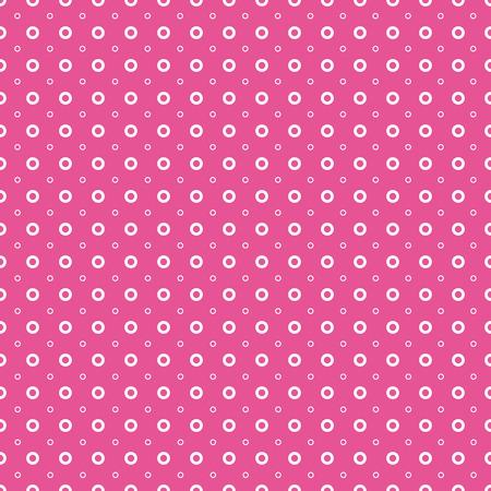 Dots pattern, geometric simple background. Elegant and luxury style illustration Illustration