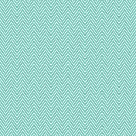 Zickzack-Muster. Geometrischer einfacher Hintergrund. Kreative und elegante Stilillustration Vektorgrafik