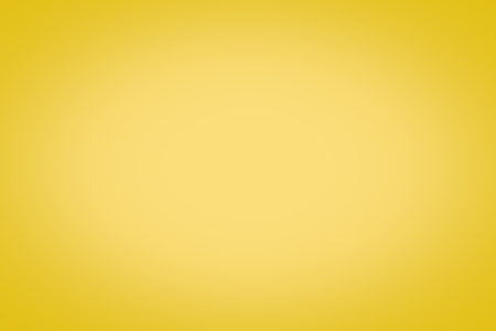 Bright yellow halftone background. Empty image with modern color Stockfoto