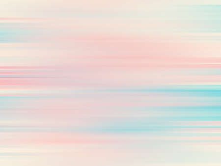 Colorful horizontal lines pattern, abstract gradient background. Luxury and elegant style illustration with soft and blur motion effect