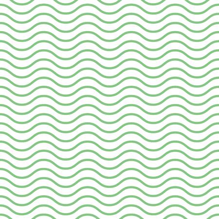 Waves pattern, geometric simple background. Elegant and luxury style illustration Illustration