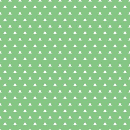 Triangle dotted pattern, geometric simple background. Elegant and luxury style illustration Illustration
