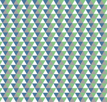 Triangle pattern, geometric simple background. Elegant and luxury style illustration Vector Illustration