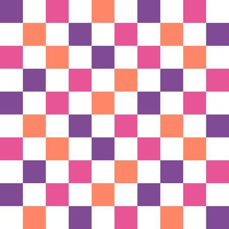 Squares pattern, geometric simple background. Elegant and luxury style illustration 일러스트