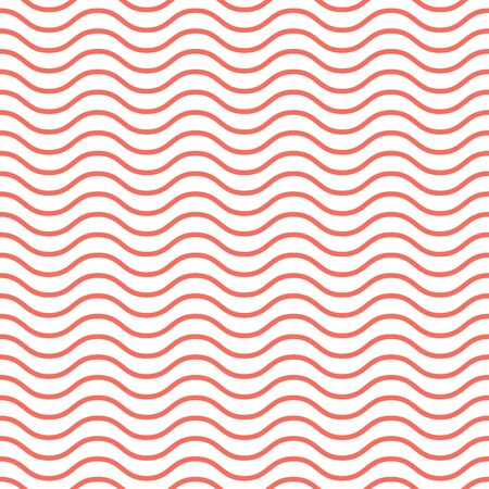 Waves pattern. Abstract geometric background. Luxury and elegant style illustration