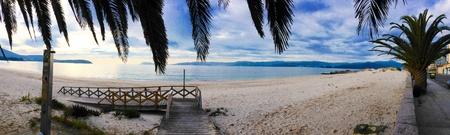 panorama beach: