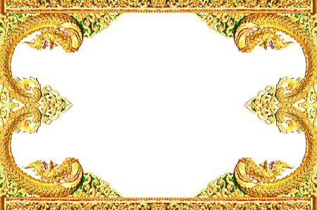 Beautiful Thai art frame.