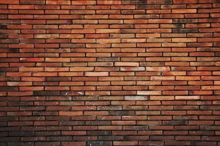 The old brick wall. Stock Photo - 11386189