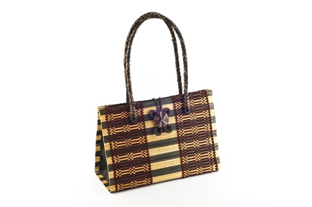 Handmade woman purse  photo