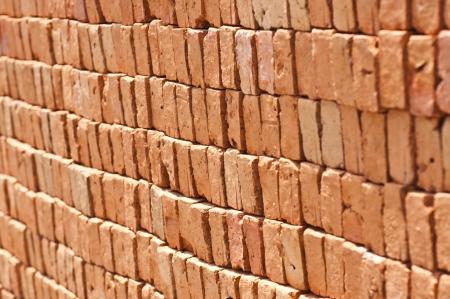 Red brick  photo
