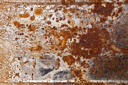 Rusty steel Stock Photo - 15482475