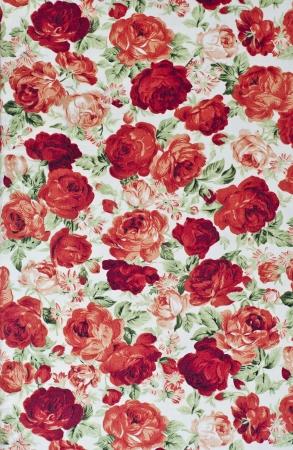 Rose peinte sur toile en toile de fond Banque d'images - 18066356