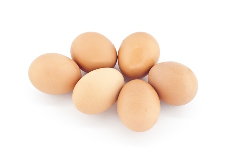 Chicken egg  Stock Photo - 18496862