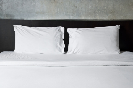 bed sheet: Empty bed